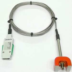 Type K Magnet Surface Thermocouple 3m Lead Uk