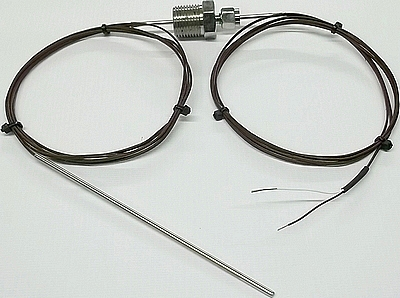 Type T Autoclave Thermocouple Ptfe Leads 1 2 Quot Bspt Uk