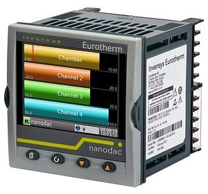 Eurotherm nanodac 1/4 DIN Recorder / Controller, UK